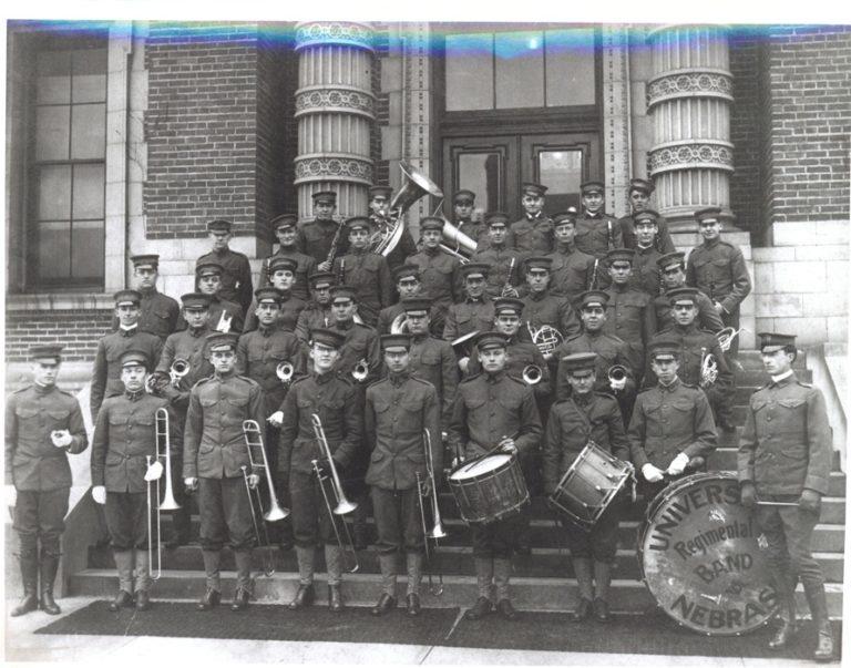 1912 Cadet Band