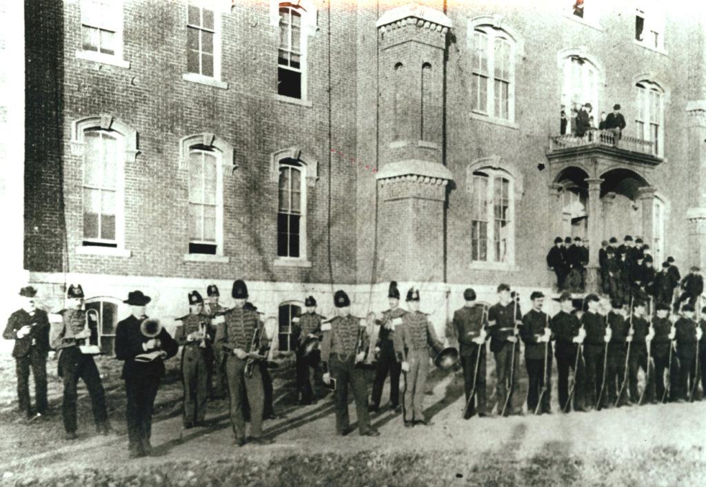 1884 University Band