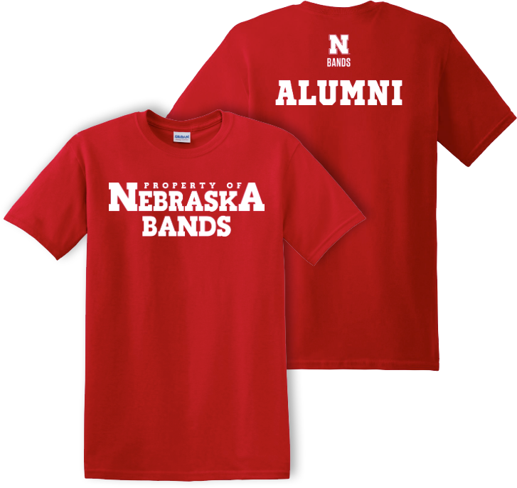 Alumni shirt example