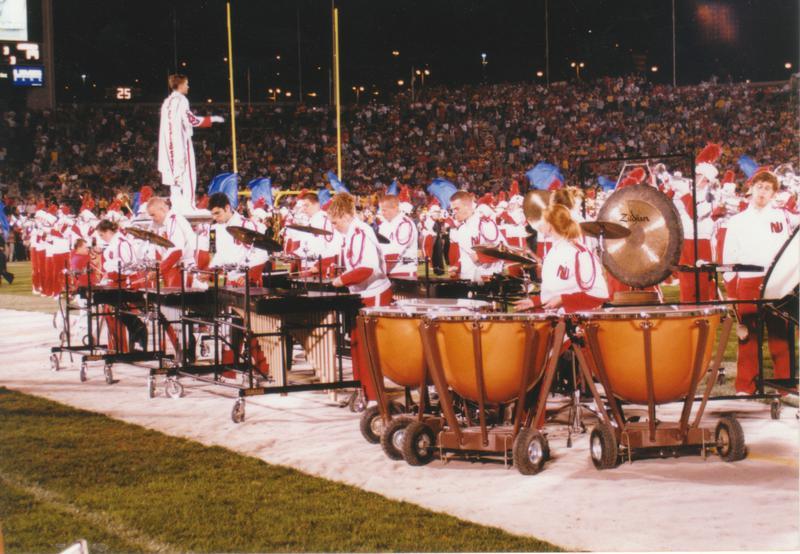 First front ensemble, 1999