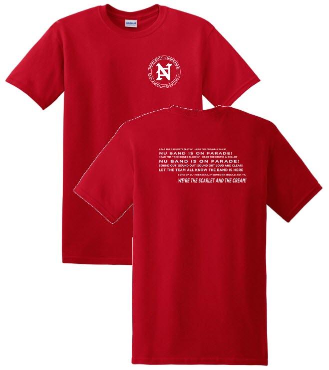Band Alumni - Band Song Shirt