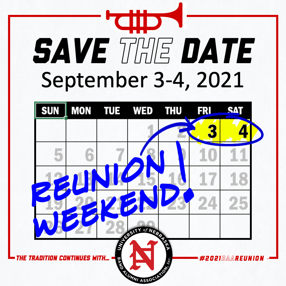 Calendar with Sept. 3-4 circled